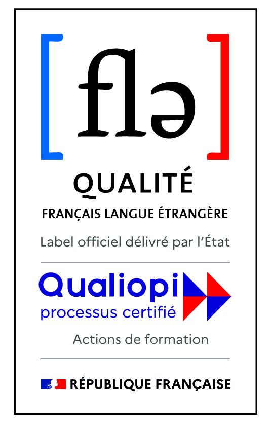 label fle et qualiopi 2021